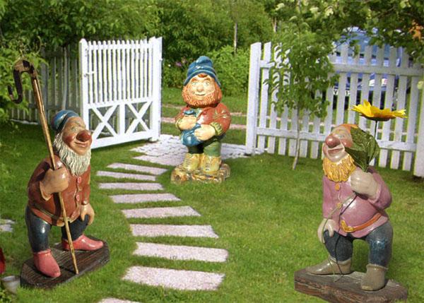 Сад на SaraCentre: огород стих